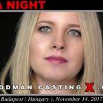 WoodmanCastingX presents Kiara Night in Casting X 181 – 15.11.2017