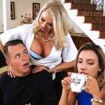Brazzers – MommyGotBoobs presents Katie Morgan in Massaged By Her Mother – 12.11.2017
