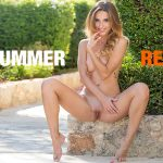 FemJoy presents Rena aka Cara Mell in End Of Summer