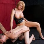 TransexDomination presents Astrid Shay in Astrid Plays With Pet Jake