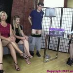 Bratprincess presents Brianna,Chloe,Danni,Lola and Natalya in Dannis Little Sister Given Authority Over Him