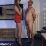 Ball Busting Chicks presents Wendy in Thrashed Mug