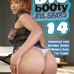 Sinnamon Love,Tori Taylor,Dominic Dalton,Monica Keyys In Big Booty All Stars 14 (2017)
