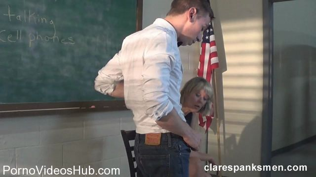 Watch Online Porn – Clarespanksmen presents Clare Fonda in Patrick and his Classmates Spanked (MP4, HD, 1280×720)