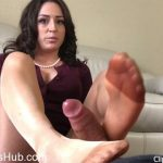 Clips4sale – Bratty Babes Own You presents Return Of Principal Cleo Footjob Compromise HD