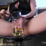 Clubstiletto presents Mistress T in Office Duties with Boss T