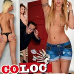 JTC Video Presents Alix Feeling,Angela Kiss,Jessie Jay,Max Casanova,Rico Simmons In Coloc' pour étudiantes
