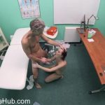 FakeHub – FakeHospital presents Marci Matty in Thick dick stretches shaven pussy – 15.11.2017