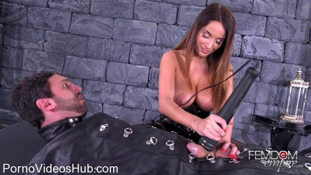 Watch Online Porn – FemdomEmpire presents Anissa Kate in Vibrator Penis Milking (MP4, FullHD, 1920×1080)