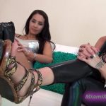 MiamiMeanGirls presents Princess Bella & Goddess Raven in Degredation Reward