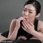HandjobJapan presents Ryu Enami Sexy Handjob