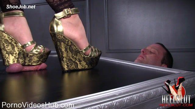 Watch Online Porn – Heel Slut presents Wedgejob (MP4, HD, 1280×720)