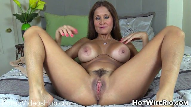 Watch Online Porn – HotWifeRio presents 20160818 PANTYHOSE AND DILDOS (MP4, FullHD, 1920×1080)