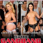 LeWood Gangbang: Battle Of The MILFs 2 (2017)