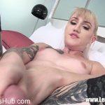 LenaKellyXXX presents Lena Kelly Strokes It On The Bed