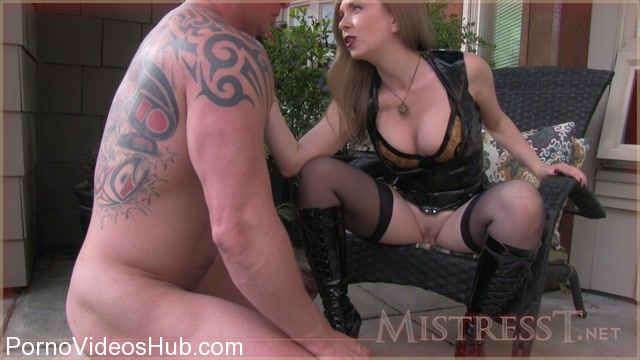 Watch Online Porn – Mistress T in Worship Superior Pussy (MP4, HD, 1280×720)