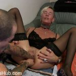 MyDirtyHobby presents lady-isabell666 in Double fisting