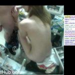 MyFreeCams Webcams Video presents Girl Darling Annet in Customer BJ 480p