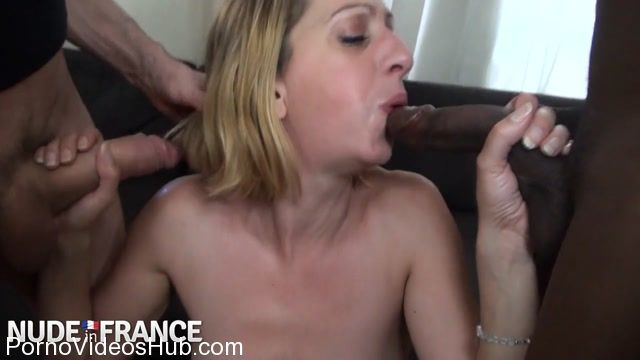 Watch Online Porn – NUDEinFRANCE presents Louise Du Lac in An experienced milf always loves double penetrations (MP4, HD, 1280×720)