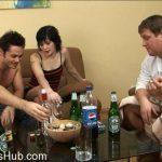 RealDrunkenGirls presents Drunken Melina – 1, 18-Jan-08