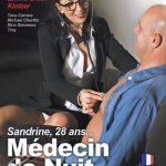 Charlotte, Nora Luxia, Kimber Délice, Michael Cheritto In Sandrine 28 Ans Medecin de Nuit (La Banane Prod)