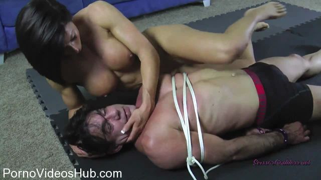 Watch Online Porn – Scissor Goddess presents Rapture in A Little Wrestling A Little Bondage (AVI, HD, 1280×720)