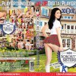 Aria Alexander,Cassidy Klein,Cherie Deville,Eva Lovia In Sorority Sisters (Digital Playground)