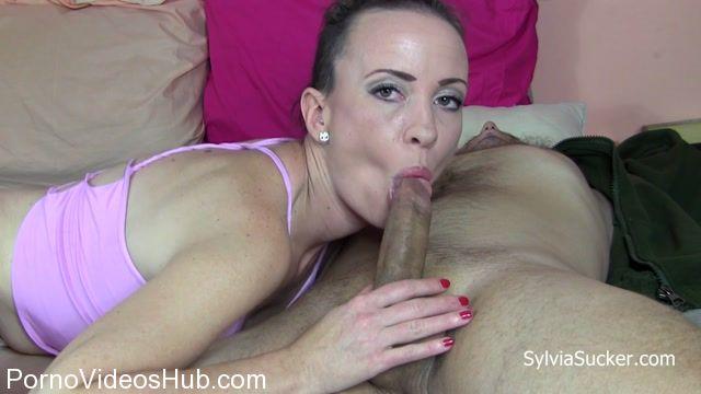 Watch Online Porn – SylviaSucker presents Sylvia Chrystall in Extremely Brilliant and Glamorous Plenty Salivating Deepthroat (MP4, FullHD, 1920×1080)