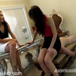 THE MEAN GIRLS presents Princess Aria, Princess Bella in Lap Dance Your Face