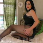 Young Goddess Kim in Morning Ritual Chastity Tease