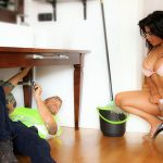 Cumlouder presents Sheila Ortega in Handyman Services – 13.11.2017