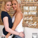 Mature.nl presents Buffy (19), Kathy Anderson (38) in hot MILF Kathy Anderson has sex with Buffy a hot young babe – 26.12.2017