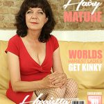 Mature.nl presents Harrietta (55) in hairy housewife getting a naughty shave – 07.12.2017