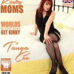Mature.nl presents Tanya Cox (EU) (37) in British mom Tanya Cox playing with herself – 30.12.2017