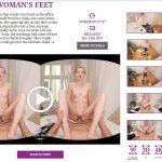Maturereality presents Luca Bella in Businesswomans Feet – POV – 12.12.2017