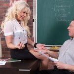 PornMegaLoad – 60PlusMilfs presents Lady S in Hot for teacher – 21.12.2017