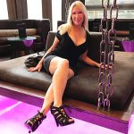 MomPov presents Adria in Gorgeous blonde MILF first timer – 27.12.2017