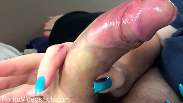 Hand and blow job second cam