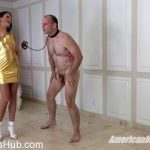AmericanMeanGirls presents Princess Beverly in Kicking Princess Bellas Slave
