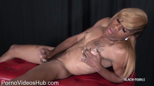 Watch Online Porn – Black-tgirls presents Sexy Bonnie Cums For You! – 18.12.2017 (MP4, HD, 1280×720)