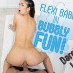 Czechvr presents Darcia Lee in Czech VR 182 – Flexi Babe in Bubbly Fun! – 16.12.2017