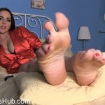 Goddess Alexandra Snow in Just Above Your Face