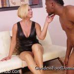 Goddess Foot Domination presents Goddess Brianna in Worthless Limp Husband
