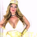 Goddess Gwen the Princess Boss in All men will be Enslaved by the Goddess