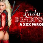 Vrcosplayx presents Jessa Rhodes in LADY DEADPOOL A XXX PARODY – 01.12.2017