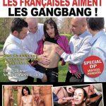 Les françaises aiment les gangbang !