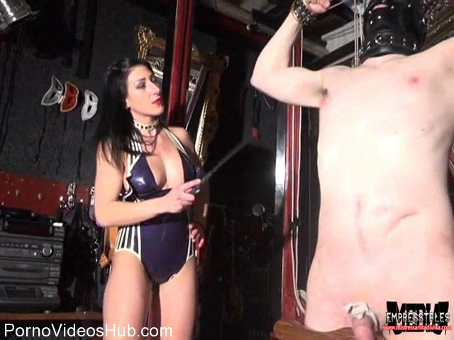 Watch Online Porn – Mistress Anita Divina in Vicious Treatments For Your Junk (MP4, SD, 768×576)