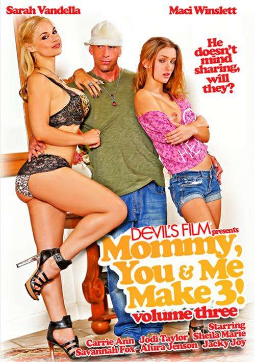 Mommy you and me make 3