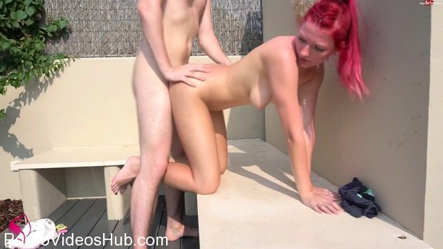 Watch Online Porn – MyDirtyHobby presents MarryFucks – Die Poolboy Story – Im Urlaub ohne Gummi gefickt – The Poolboy Story. Fucked on vacation without gum (MP4, FullHD, 1920×1080)