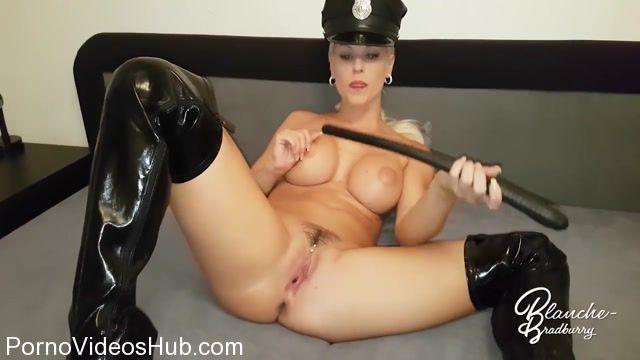 Watch Online Porn – Mydirtyhobby presents Blanche Bradburry in Blanche sexy policewoman (MP4, HD, 1280×720)